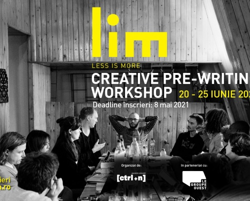Workshop de Creative Pre-Writing